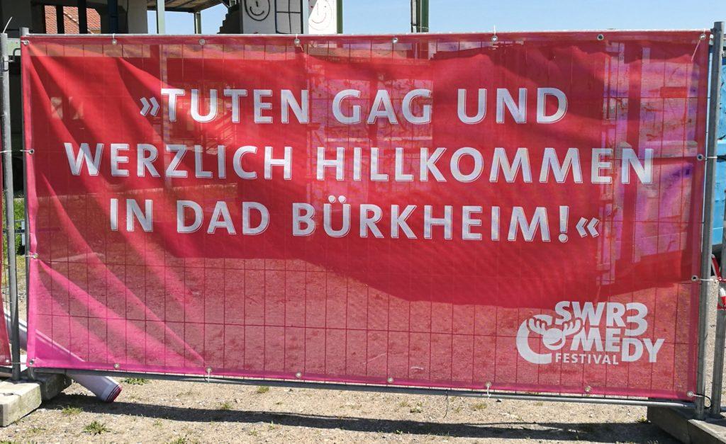 Tuten Gag Transparent in Bad Dürkheim