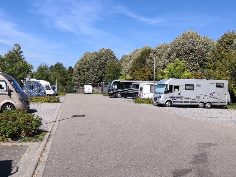 Wohnmobilstellplatz Baden-Baden