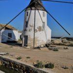 Windmühle in San Javier am Mar Menor