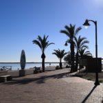 In San Javier am Mar Menor