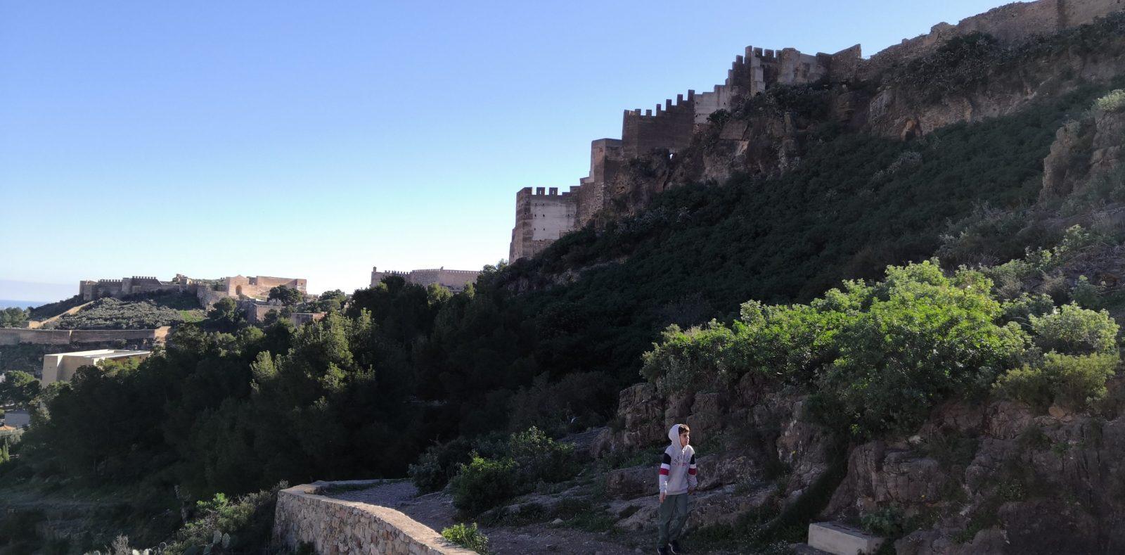 Burganlage Sagunt