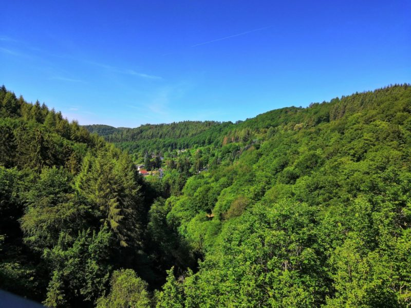 Aussicht in die Eifel