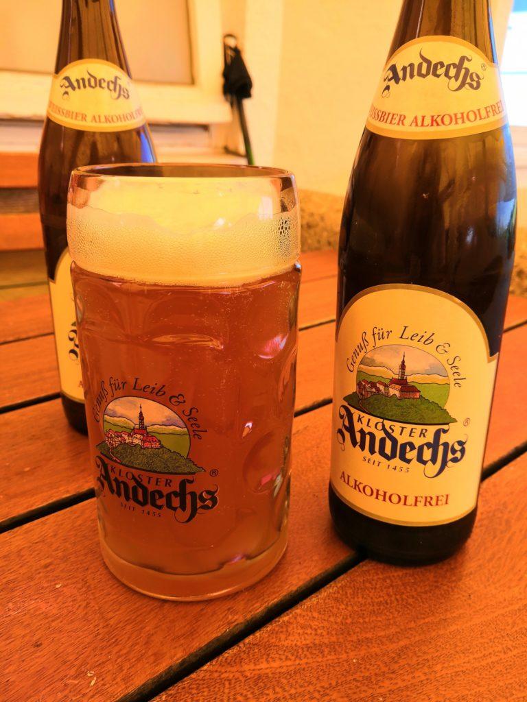 Kloster Andechs - das Bier schmeckt, auch alkoholfrei