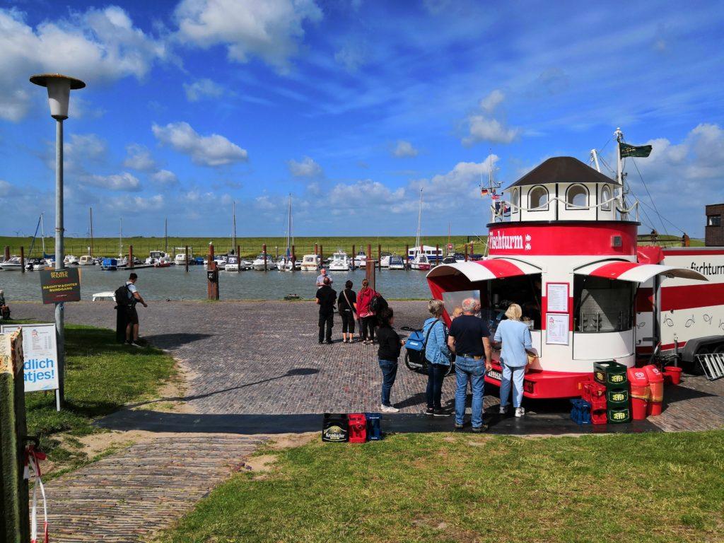 Der Fischturm in Dangast