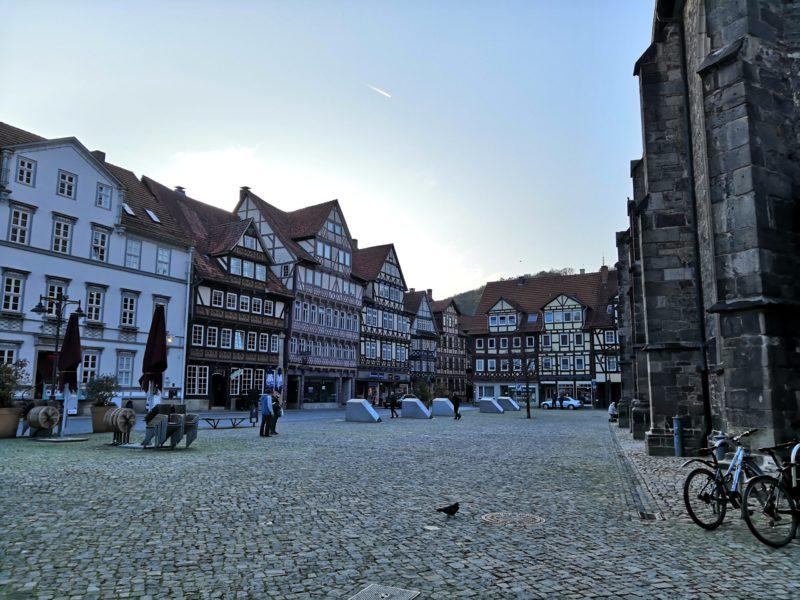 Innenstadt Hann. Münden