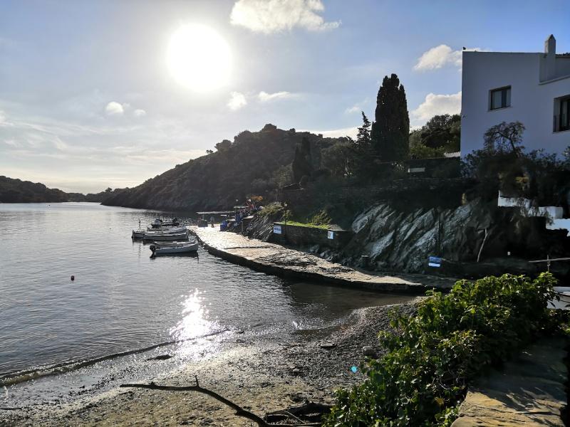 In Port Lligat