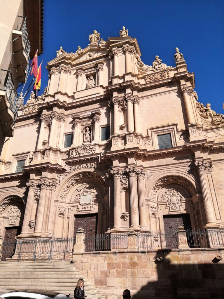 Kirche San Patrizio in Lorca