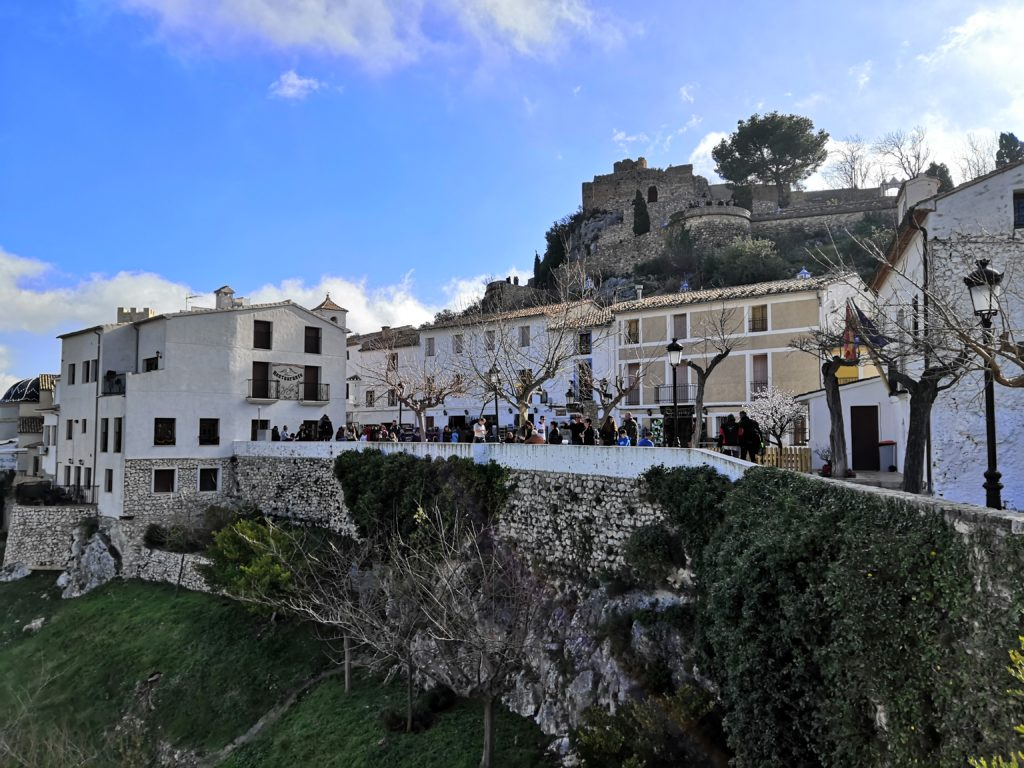 Dorfplatz Guadalest