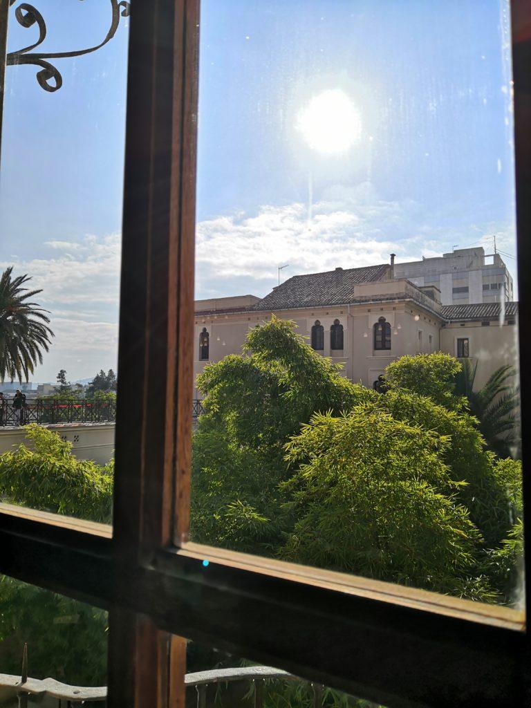 Aublick: Borgia Palast