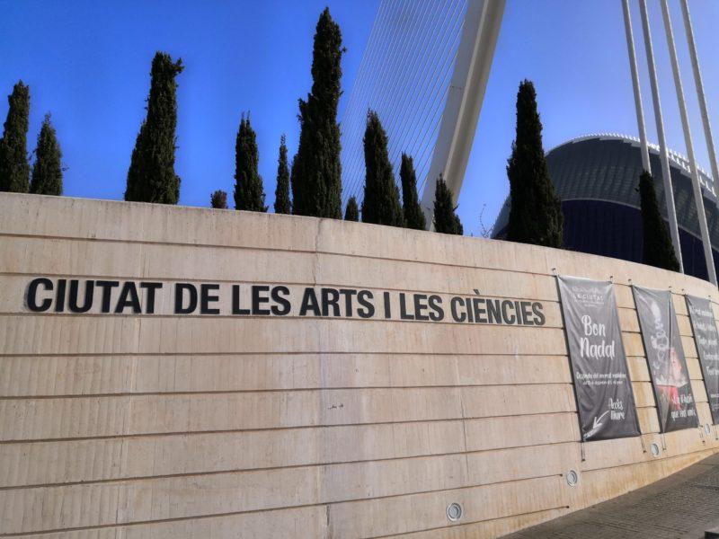 Ciudad des las artes y las ciencias
