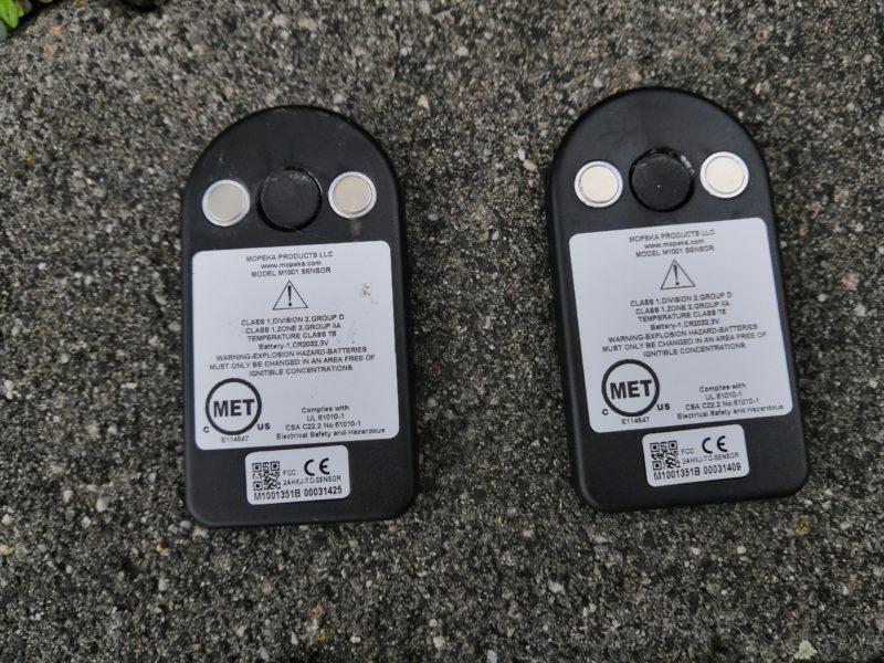 Mopeka Sensoren