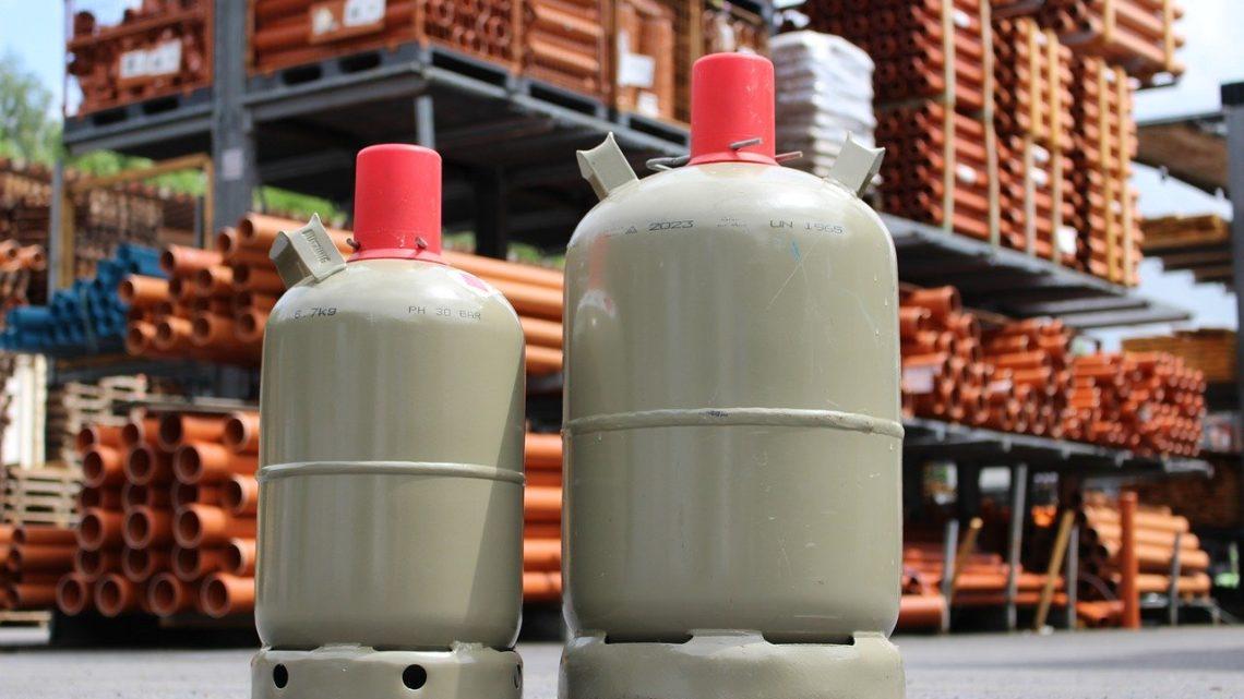 Inhalt Gasflasche messen mit Truma Level Control