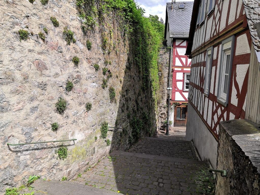 Schlosstreppe Diez