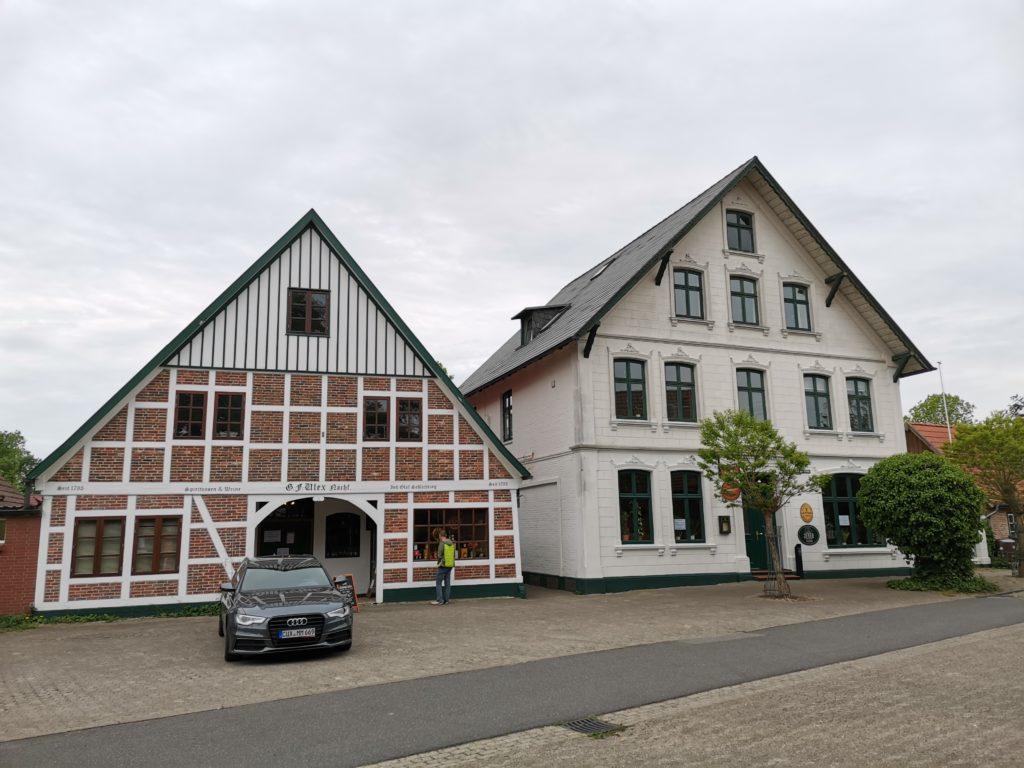 Brauhaus Neuhaus / Oste